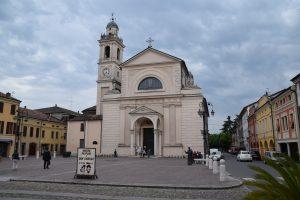 Die Kirche, die Kulisse war für die berühmten Filme
