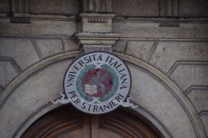 Universität für Ausländer - Hier darf ich meine Italienischkenntnisse verbessern